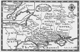 Wessex England Map by Tess Of The D U0027urbervilles Ape Lit Survival Guide