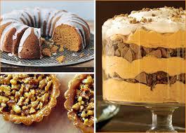 spiced pumpkin desserts walnut tartlets hostess with the mostess