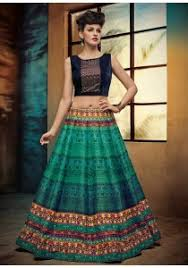 lengha choli for engagement designer lehenga