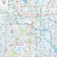Blue Line Delhi Metro Map by Delhi Capital Area Metro Tram Rrts Page 25 Skyscrapercity