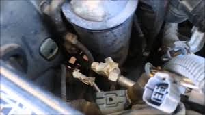 97 lexus lx450 ac compressor how to replace the evaporator core expansion valve on a 1997 honda