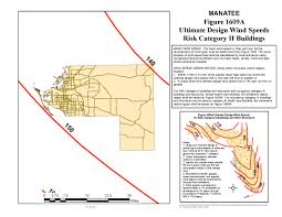 Riverview Florida Map by Wind Zone Maps