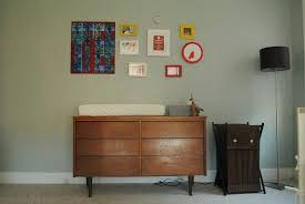 mid century changing table modern changing table mid century modern changing dresser modern
