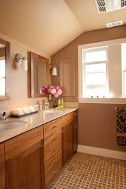 65 calming bathroom retreats southern living play with patterned tile