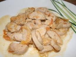 cuisiner des rognons rognons blancs d agneaux recette ptitchef