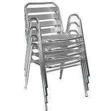 chaise jardin aluminium chaise aluminium jardin mulligansthemovie com