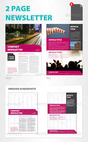 versatile newsletter template by edgeways graphicriver