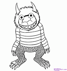 wild coloring free pages glum