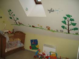 frise pour chambre bébé chambre d enfants frise de petits animaux arts et peintures