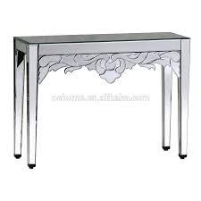Venetian Console Table Luxury Venetian Mirrored Console Table Buy Venetian Mirrored