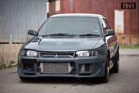 mitsubishi lancer evo modified the proton evo racenotrice