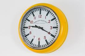 the search is over i u0027ve finally found a large wall clock with wow
