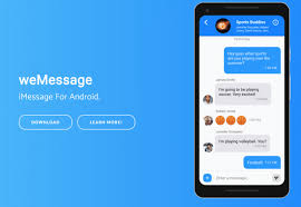 for android you can now send imessages on android as as you a mac