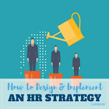 hr strategy template how to design and implement an hr strategy