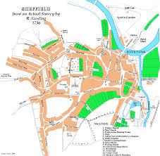 Writing Maps Sheffield U0026 District Maps Sheffield Family History Society