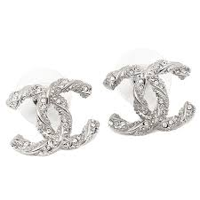 cc earrings chanel earrings cc pastal names
