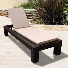 Armless Chaise Lounge Chaise Lounges Patio Furniture