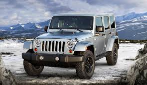 2012 Jeep Wrangler Unlimited Arctic Gets Ready For The Winter