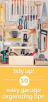 tidy up 5 easy garage organizing tips thegoodstuff