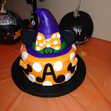 halloween cake ideas pinterest minnie mouse witch u0027s hat halloween cake my creations pinterest