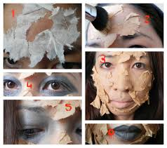 100 easy makeup halloween ideas this over the top halloween