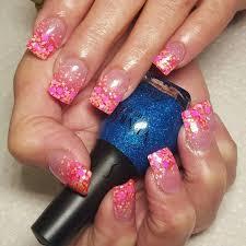 25 pink summer nail arts ideas design trends premium psd