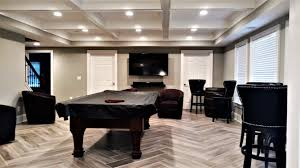 basement finishing plantation renovation