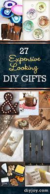 27 expensive looking inexpensive diy gifts diy