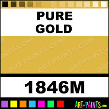 pure gold model metal paints and metallic paints 1846m pure