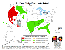 Wild Fires In Oregon State by Western States Tourism Policy Council