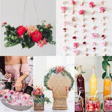 chic bridal shower theme inspiration from our bridal blogger