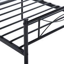 furniture r bedroom metal bed frame platform base mattress
