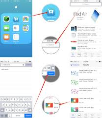 gift card apps how to use itunes gift card for in app purchases