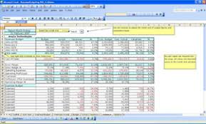 Financial Spreadsheet Excel Financial Templates Business Financial Excel Spreadsheets