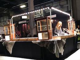 art show display lighting modern led trade show lighting designed for art show craft show