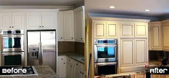 Redo Kitchen Cabinet Doors Refacing Kitchen Cabinets Diy Refaced Kitchen Cabinet Great