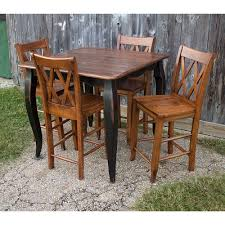 Unfinished Bistro Table Unfinished Farmhouse Table And Furniture U2014 Farmhouse Design And