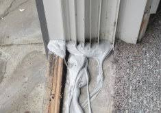 Removing A Patio Door Removing Sliding Glass Door From Track How To Remove Sliding Patio