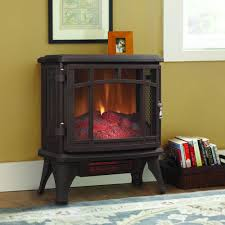 duraflame 8511 bronze infrared electric fireplace stove with