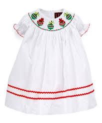 baby smocked dresses