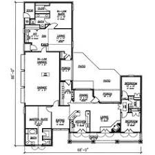 Ranch Home Plans Ranch House Plan 94182 Total Living Area 1720 Sq Ft 3