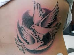 20 dove tattoos