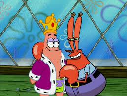 image mr krabs in rule of dumb 9 png encyclopedia spongebobia