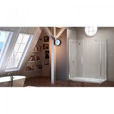 designer pivot shower doors