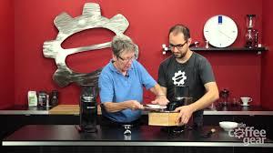 Rancilio Rocky Coffee Grinder Crew Review Rancilio Rocky Grinder Redux Youtube