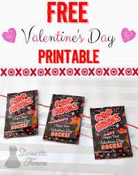 domestic femme free printable valentine u0027s day pop rocks tags