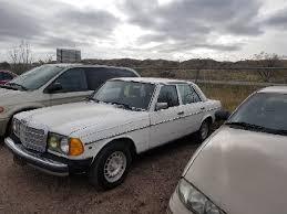 mercedes 300 turbo diesel 1982 mercedes 300 class 4dr 300 d turbodiesel sedan in pueblo