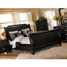 Ashley Furniture Bedroom Furniture by Ashley Furniture Cavallino Bedroom Set With Mansion Poster Bed