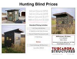 Hunting Ground Blinds On Sale Blinds For Sale