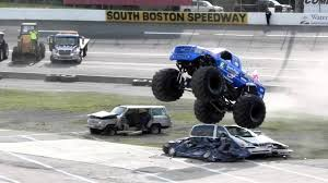 what happened to bigfoot monster truck bigfoot monster truck freestyle south boston va 2011 youtube